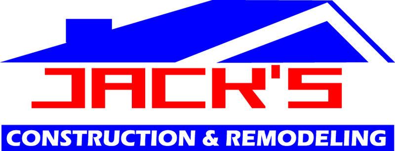 jacks constuction remodeling logo